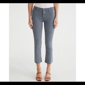 ADRIANO GOLDSCHMIED   Jodi crop high rise jeans 24